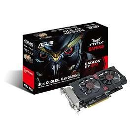 Asus Radeon R7 370 Strix Gaming DirectCU II OC HDMI DP 2xDVI 2GB