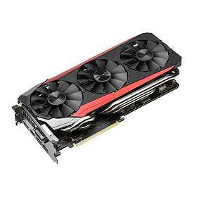 Asus GeForce GTX 980 Ti Strix Gaming DirectCU III OC HDMI 3xDP 6GB