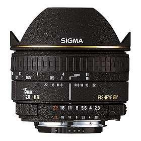Sigma 15/2,8 EX DG Fisheye for Sony