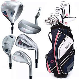 Cleveland Golf Bloom with Cart Bag