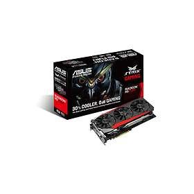 Asus Radeon R9 Fury Strix Gaming DirectCU III HDMI 3xDP 4GB