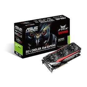 Asus GeForce GTX 980 Ti Strix Gaming DirectCU III HDMI 3xDP 6GB