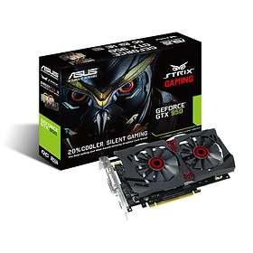 Asus GeForce GTX 950 Strix Gaming DirectCU II OC HDMI DP 2xDVI 2GB