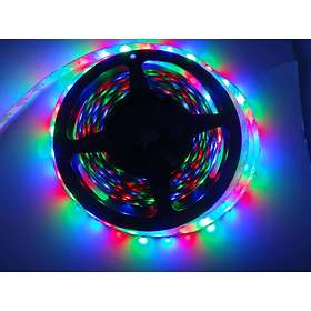 LEDwarehouse LED Slinga IP20 4,8W/m RGB 60L (5m)