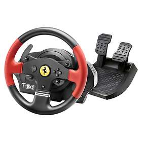 Thrustmaster T150 Ferrari Force Feedback Wheel (PS3/PS4/PC)