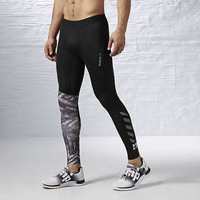 Reebok One Series FE26 Rush Compression Tights (Herr)