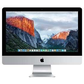 "Apple iMac - 1,6GHz DC 8GB 1TB 21,5"""