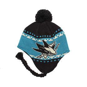 Reebok San Jose Sharks Tassle Knit Pom