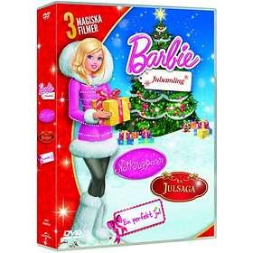 Barbie Julsamling