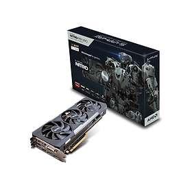Sapphire Radeon R9 390 Nitro Backplate HDMI 3xDP 8GB