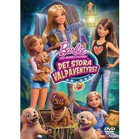 Barbie Och Hennes Systrar I Det Stora Valpäventyret