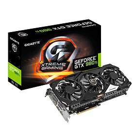 Gigabyte GeForce GTX 980 Ti Xtreme Gaming HDMI DP 6GB