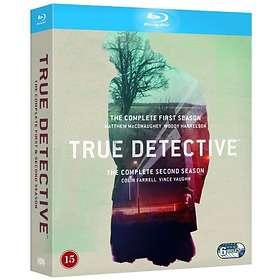 True Detective - Säsong 1-2