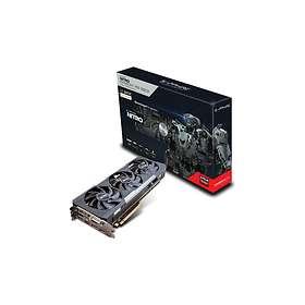 Sapphire Radeon R9 390X Nitro Backplate 1080MHz HDMI 3xDP 8GB