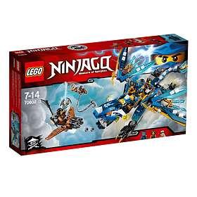 LEGO Ninjago 70602 Jays Elementdrake
