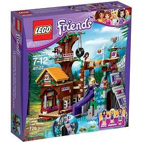 LEGO Friends 41122 Äventyrslägret–Trädkoja