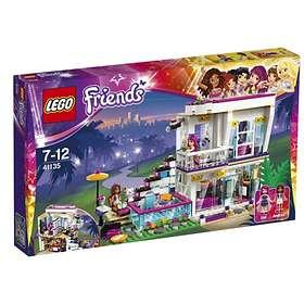 LEGO Friends 41135 Livis Popstjärnehus