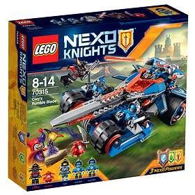 LEGO Nexo Knights 70315 Clays Dunderklinga