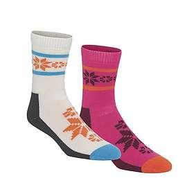Kari Traa Rusa Sock 2-Pack (Dam)