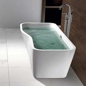 Pris på badekar