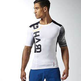 Reebok One Series Activchill PWR3 Compression SS Shirt (Herr)