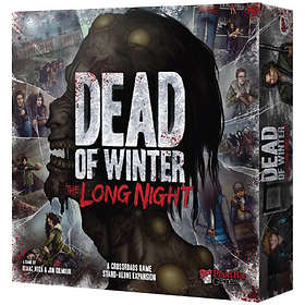 Plaid Hat Games Dead Of Winter: The Long Night (exp.)