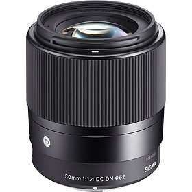 Sigma 30/1,4 DC DN Contemporary for Sony NEX