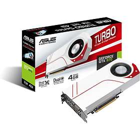 Asus GeForce GTX 970 Turbo HDMI DP 2xDVI 4GB