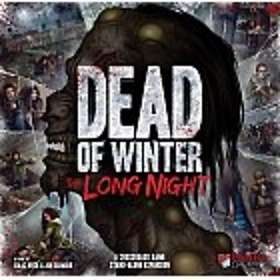 Plaid Hat Games Dead Of Winter: A Crossroads Game - The Long Night