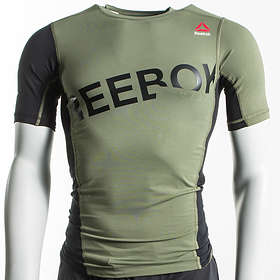 Reebok Train Like A Fighter Compression S/S Tee (Herr)