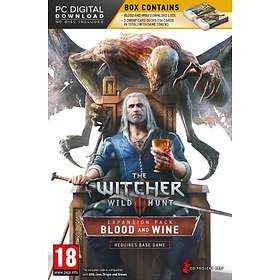 The Witcher 3: Wild Hunt - Blood and Wine Expansion Pack Limited Edition