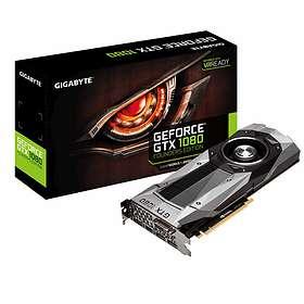 Gigabyte GeForce GTX 1080 Founders Edition HDMI 3xDP 8GB