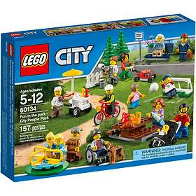 LEGO City 60134 Kul i Parken - Folk i City