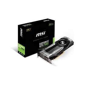 MSI GeForce GTX 1080 Founders Edition HDMI 3xDP 8GB