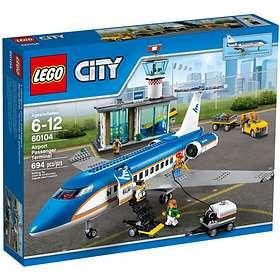 LEGO City 60104 Flygplats - Passagerarterminal