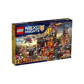 LEGO Nexo Knights 70323 Jestros Vulkanfästning