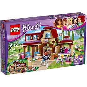 LEGO Friends 41126 Heartlakes Ridklubb