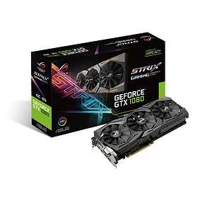 Asus GeForce GTX 1080 Strix Gaming OC 2xHDMI 2xDP 8GB