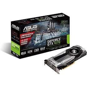 Asus GeForce GTX 1070 Founders Edition HDMI 3xDP 8GB