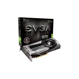 EVGA GeForce GTX 1070 Founders Edition HDMI 3xDP 8GB