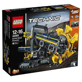 LEGO Technic 42055 Skovelhjulsgrävmaskin