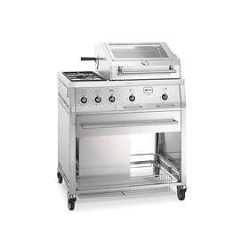 SMEG BQ6130T Standard Range Grill