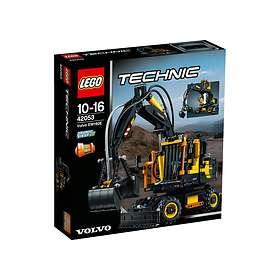 LEGO Technic 42053 Volvo