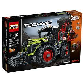 LEGO Technic 42054 Claas Xerion Trac VC