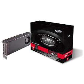 XFX Radeon RX 480 Black Edition HDMI 3xDP 8GB