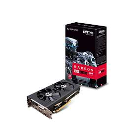 Sapphire Radeon RX 480 Nitro+ OC 2xHDMI 2xDP 8GB
