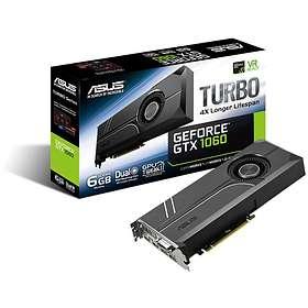 Asus GeForce GTX 1060 Turbo 2xHDMI 2xDP 6GB