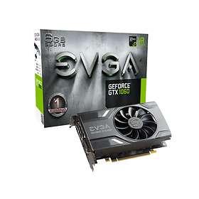EVGA GeForce GTX 1060 Gaming HDMI 3xDP 6GB