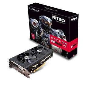 Sapphire Radeon RX 470 Nitro+ OC 2xHDMI 2xDP 8GB
