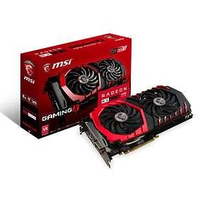 MSI Radeon RX 480 Gaming X 2xHDMI 2xDP 8GB